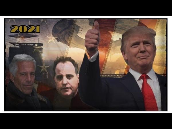Trump Kommt jetzt die langersehnte Ufo Offenlegung Lebt Epstein doch Fulford über Alien Verträge
