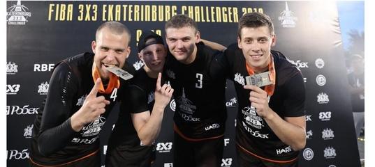 «Королев» с тагильчанином Сергеем Кривых - победитель екатеринбургского челленджера — Sportag #1