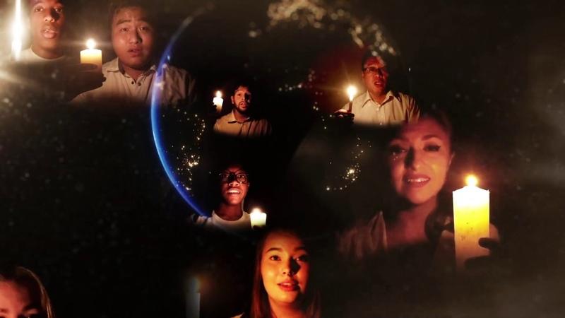 Sing Around The gloBe Earth Song by Frank Ticheli Virtual Choir