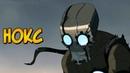 Нокс из мультсериала Вакфу способности, изобретения, прошлое