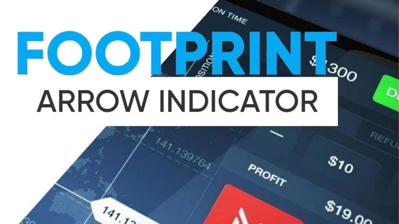 Мощный инструмент для бинарных опционов и Форекса Footprint Arrow Signlas