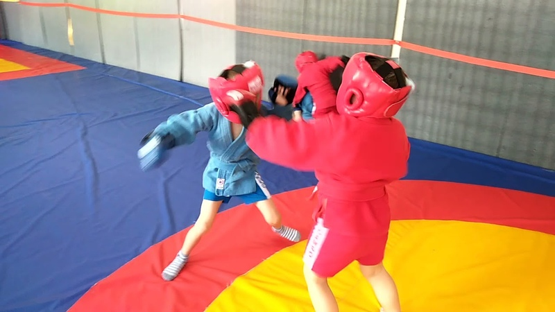 Тренировка младшей группы 5-7 лет, ударка. 2
