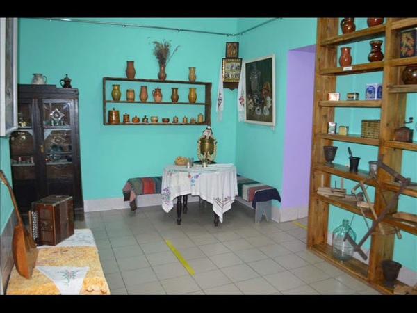 Музей города Черногорска Залы