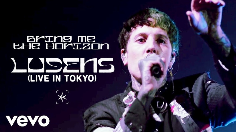 Bring Me The Horizon - Ludens Live in Tokyo
