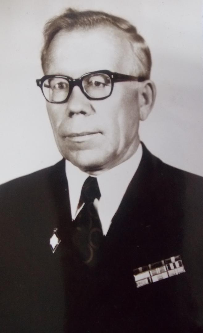 Горев Виктор Александрович
