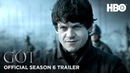 Game of Thrones Official Season 6 Trailer HBO