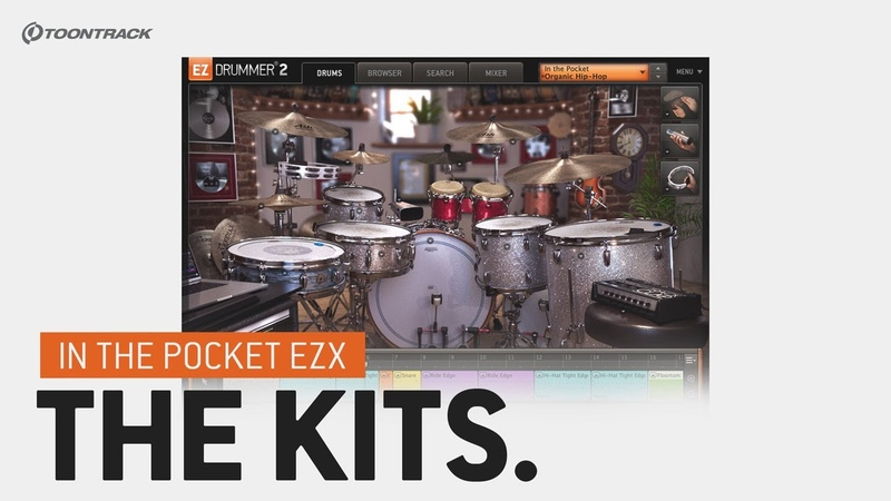 In the Pocket EZX – The Kits