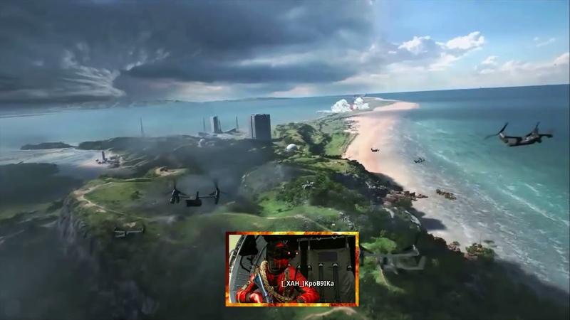 СЛИВ кадры королевской битвы Battlefield 6 yXaHa Уже скоро трейлер Battle Royale шестой Батлы