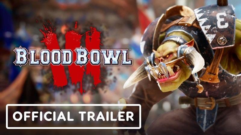 Blood Bowl 3 Official Black Orcs Trailer
