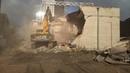 Демонтаж здания ПП 110 кВ