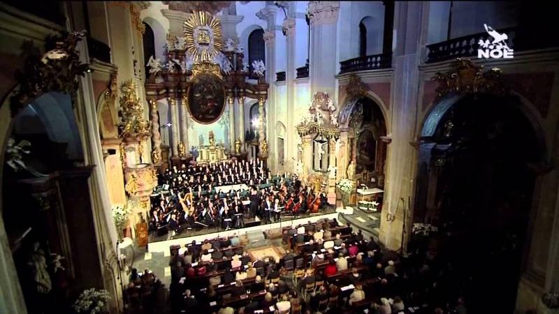 Antonín Dvořák Requiem (Dies irae, Tuba mirum)