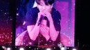 Jungkoook kissing Jimins ear Jikook/Kookmin Taes Purple Nation
