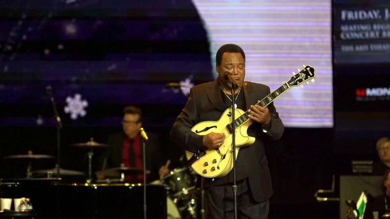 George Benson Scat Singing Solo Monster Products 2017 Concert