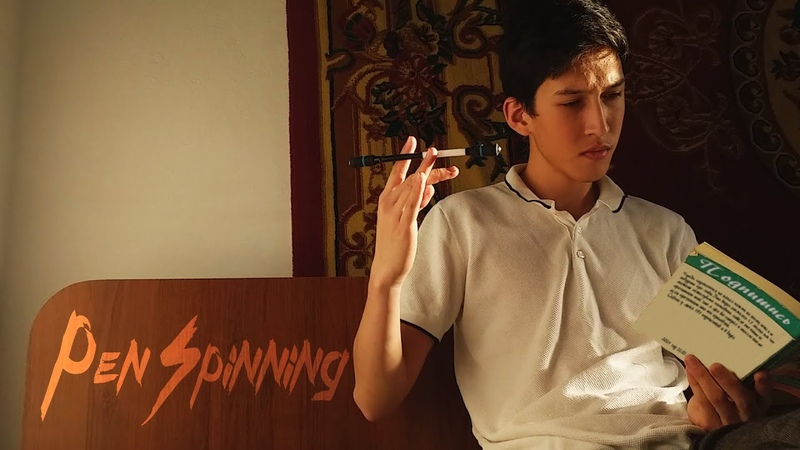 Что такое Penspinning Базовые трюки Penspinning 1 7