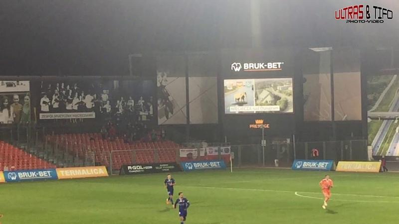 PL Bruk Bet Termalica Nieciecza Miedź Legnica Fans 2019 09 21