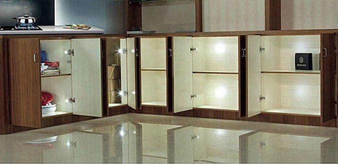 Подсветка для шкафов При открытии лампочка загорается при закрытии выключается