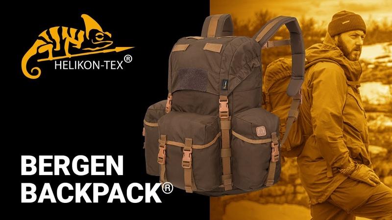 Helikon Tex Bergen Backpack