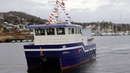 Kongsberg Maritime`s new Research vessel Sølvkrona