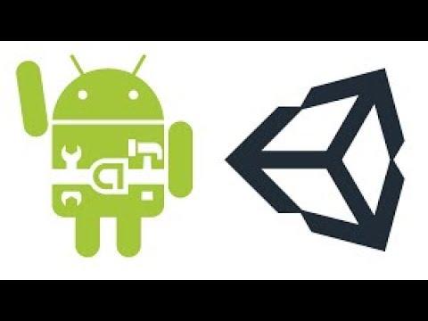 Как скомпилировать игру на андроид в Unity