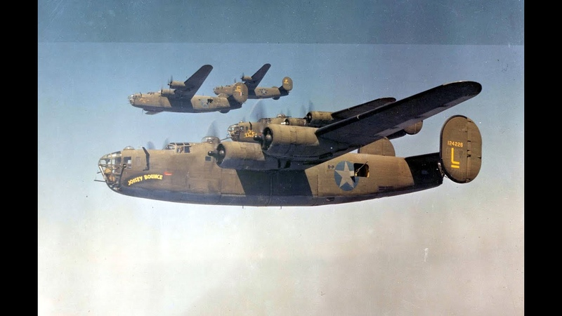 Знаменитые самолеты Серия 8 Consolidated B 24 Liberator