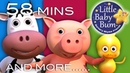 Old MacDonald Had A Farm Learn with Little Baby Bum Nursery Rhymes for Babies ABCs and 123s