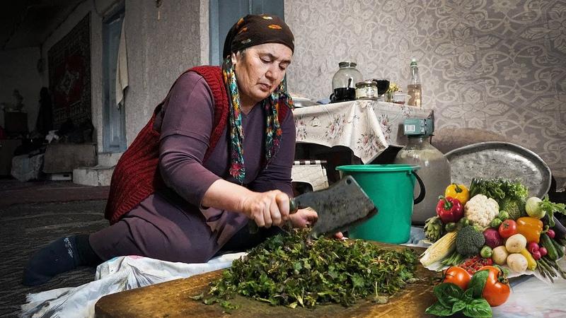 Один день на ферме у Даргинцев Дагестан Жизнь в деревне в горах Россия в наши дни