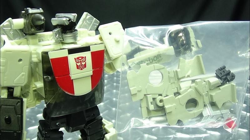 Go Better Studio Earthrise Wheeljack UPGRADE KIT EmGos Transformers Reviews N Stuff