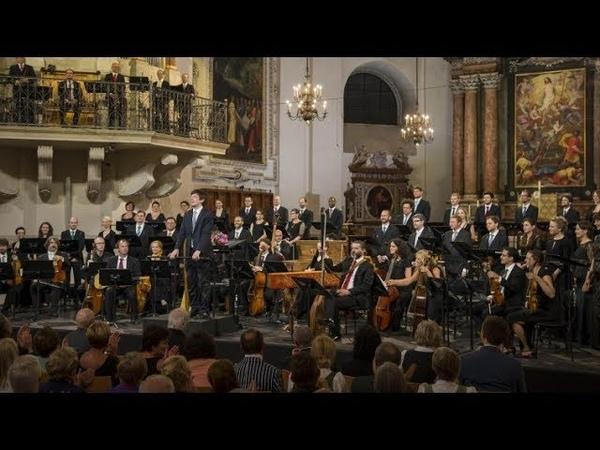 BIBER Missa Salisburgensis MONTEVERDI | Václav Luks Collegium 1704 (Salzburg 2016)