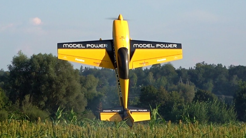 Extra 300L Aerobatic by Michi Biber