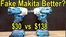 Fake Makita Impact Better Lets find out! Makita XWT11Z 18V LXT Lithium-Ion Brushless Cordless