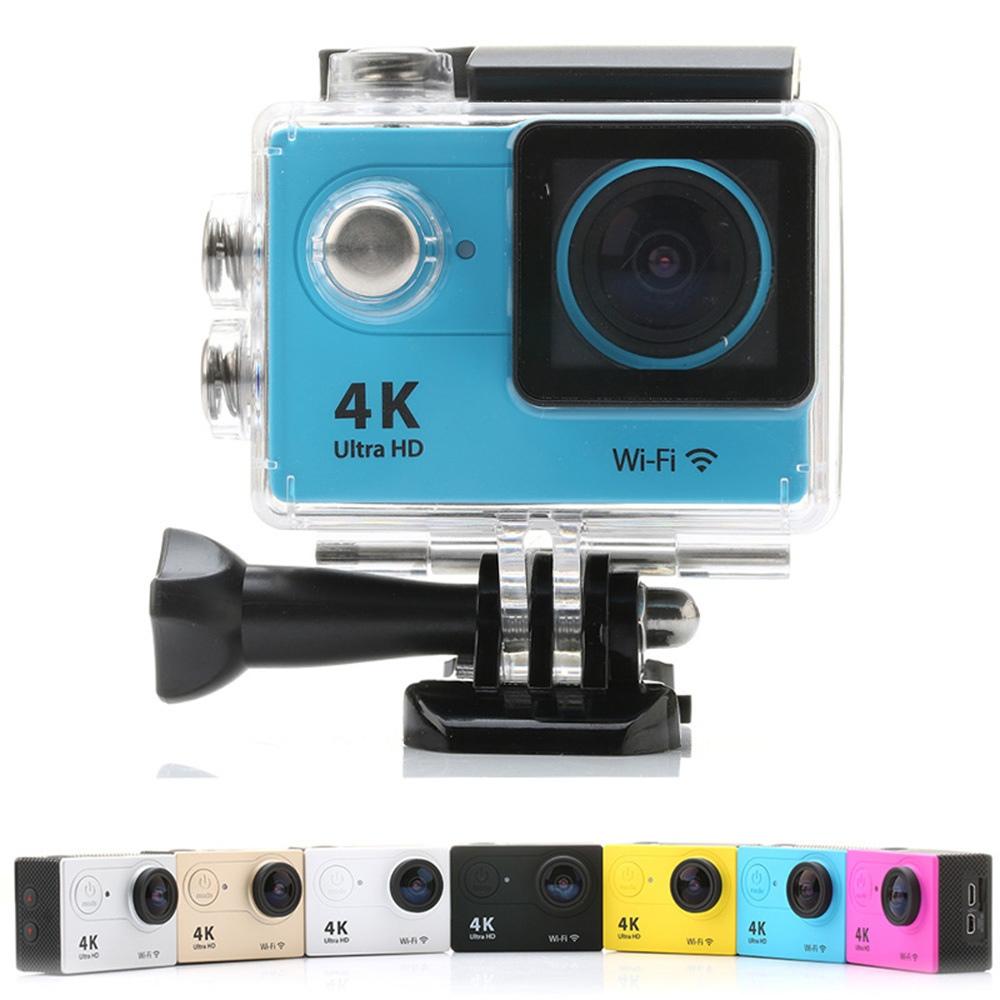 Хорошая экшн-камера с поддержкой съемки в 4К -