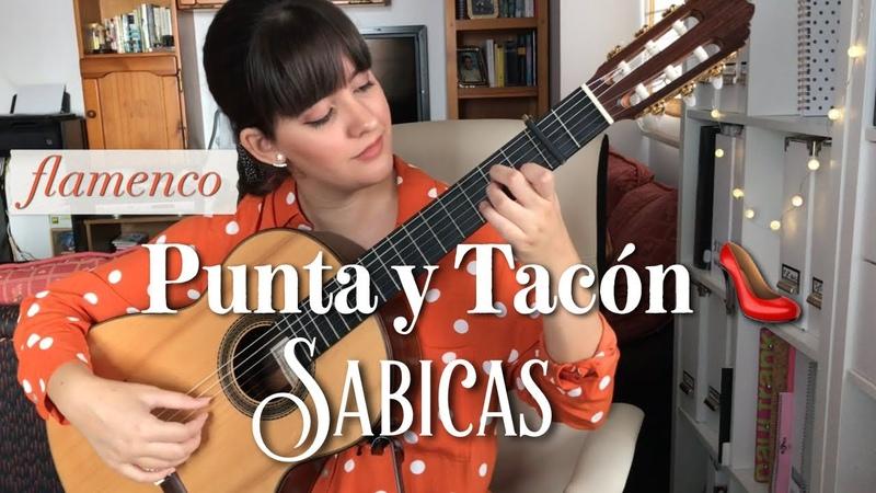 Flamenco Farruca Punta y Tacón de Sabicas Paola Hermosín