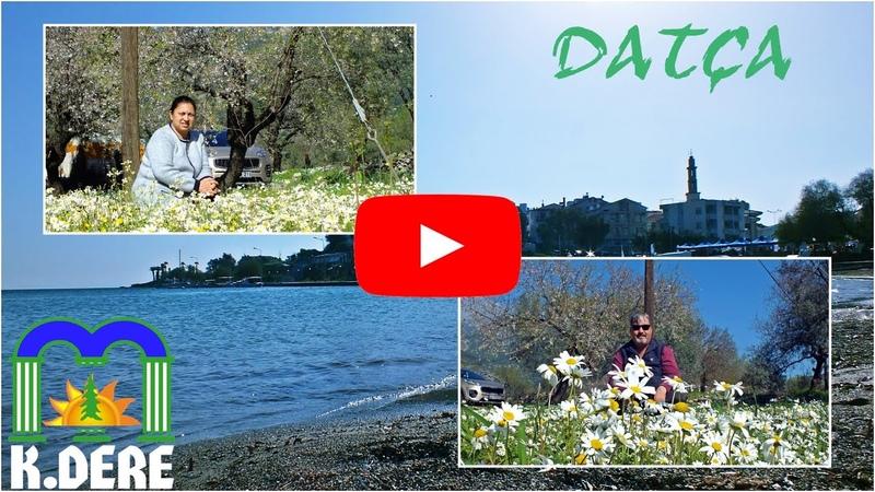 Datça Eski Datça   Datça Badem Çiçeği Festivali   Datça Almond Flower Festival (K.DERE)