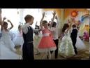 Общий танец Маленькие звезды на выпускной в детском саду