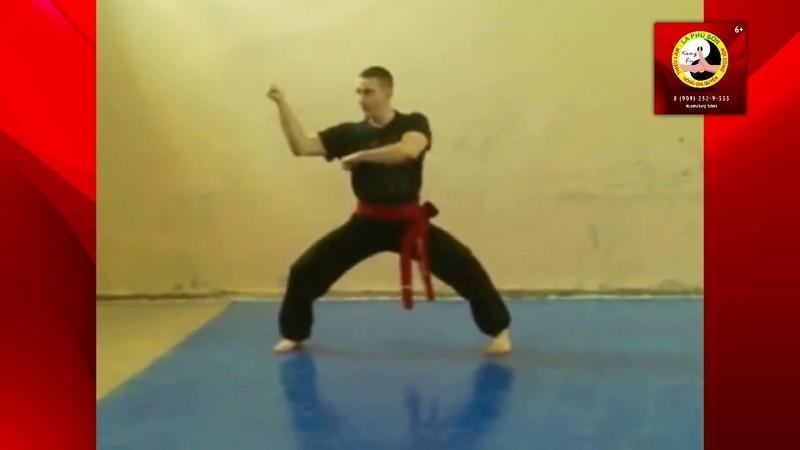 Кунг-Фу Хонг За Куен Hồng Gia Quyền. Базовая техника. Удары ногами. Удары руками