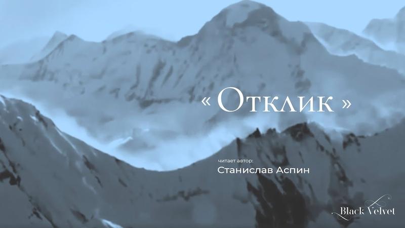 Отклик Читает автор Станислав Аспин