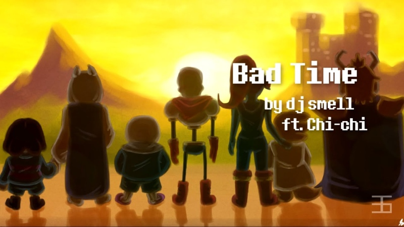 Bad Time ANIMATED - Good Time Parody by djsmell ft. Chi-Chi (Unfinished)