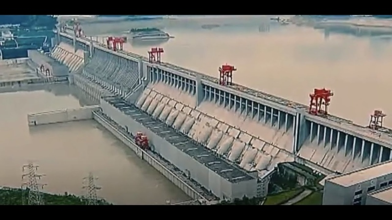 3 Gorges Dam Alert Flood Peak Imminent Collapse