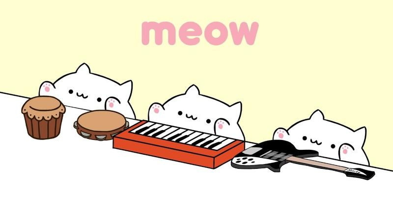 BONGO CAT 'MEOW' M V