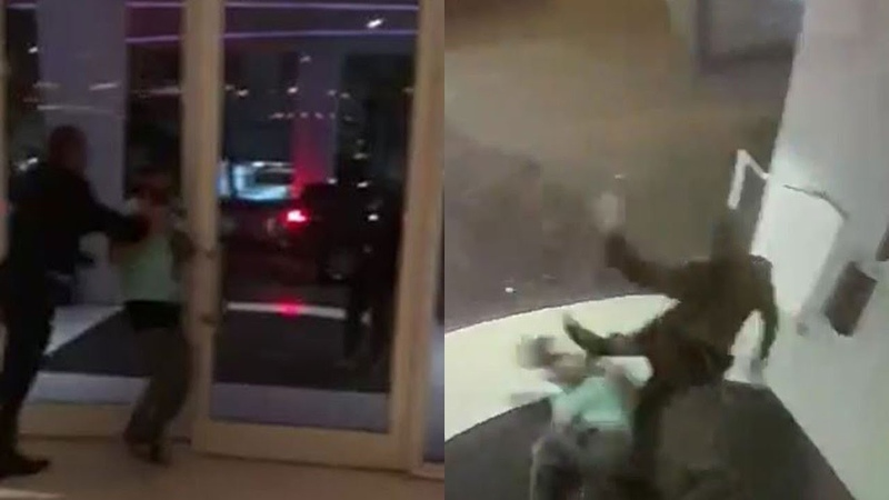 Video shows bouncer causing Miami Beach hotel guest a concussion police say
