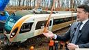 Под откос рельсовые диверсанты добивают незалежные железные дороги