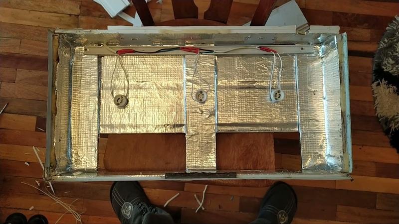 DIY Самодельная крышка для аквариума Переделка крышки с обычным патроном на точечный прожектор