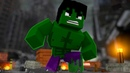 Minecraft сериал Железный Человек 1 сезон 10 серия ИЩЕТ ХАЛКА
