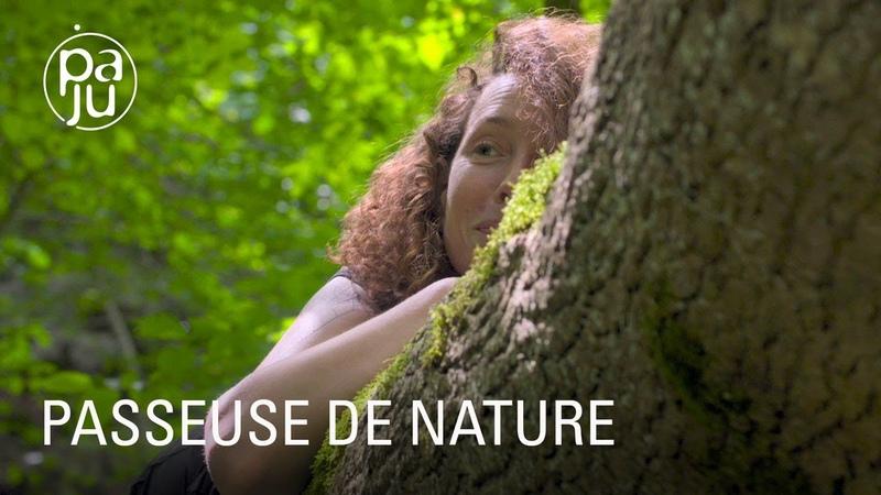 Diane fait découvrir la magie des forêts et des plantes de sa région