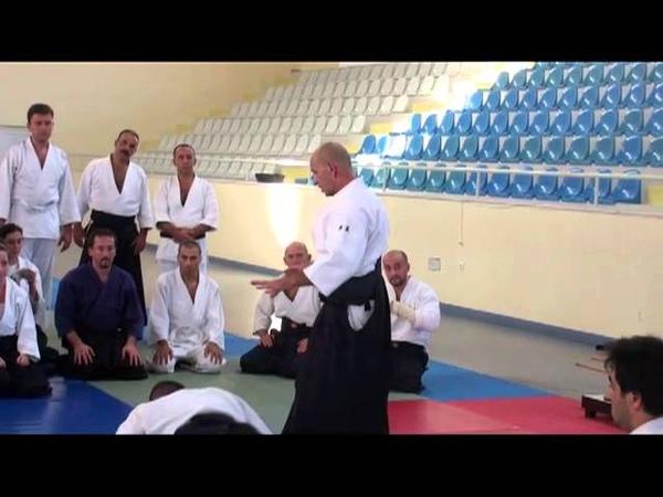 Aikido Nebi VURAL Sensei 2011 Çanakkale Semineri Ryote Dori Serisi PART 3 5