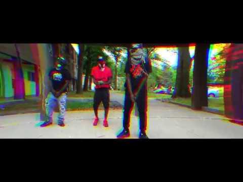 Chris Bandit x Trap Giddy King Trap House Settingz Official Video Shot By NWVLD
