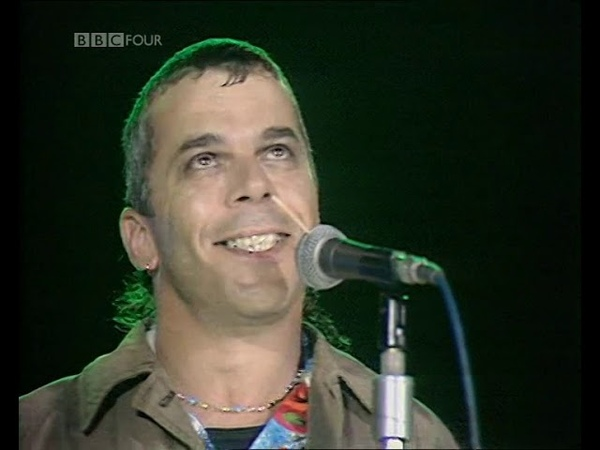 Ian Dury and The Blockheads live in concert 1977