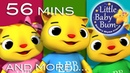 Three Little Kittens Learn with Little Baby Bum Nursery Rhymes for Babies ABCs and 123s