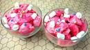 Розовое Мороженое из Маршмеллоу! Как сделать Апельсиновая кухня