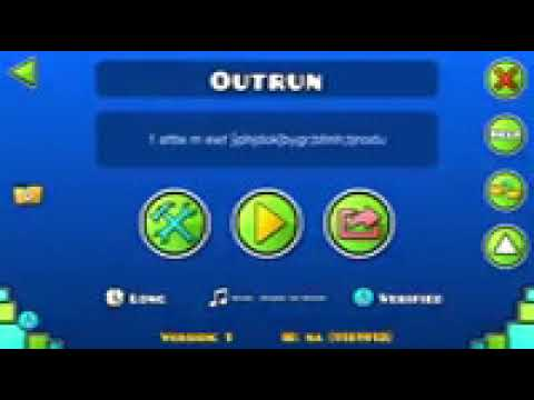 Outrun by Adrenaline Team full showcase Geometry Dash